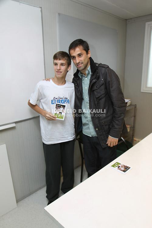 Fundación Marcos Senna - Fundación Cuadernos Rubio, Real Club Náutico de Valencia