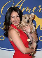 POMONA, CA - FEBRUARY 10: Larissa Wohl, at the Hallmark Channel's 2019 American Rescue Dog Show at Fairplex in Pomona, California on February 10, 2019. Credit: Faye Sadou/MediaPunch