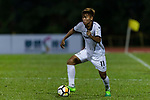 Hirokane Harima of Dreams FC in action  during the Dreams FC vs Wofoo Tai Po match of the week one Premier League match at the Aberdeen Sports Ground on 26 August 2017 in Hong Kong, China. Photo by Yu Chun Christopher Wong / Power Sport Images