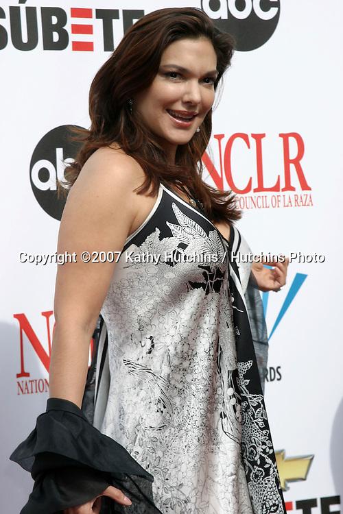 Larua Harring.ALMA Awards 2007.Pasadena Civic Auditorium.Pasadena, CA.June 1, 2007.©2007 Kathy Hutchins / Hutchins Photo....