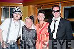 David Foran, Marie Lyne Kelly, Karen Sheehan and Ed Kelly reminiscing at the 80's disco in the Killarney Avenue Hotel on Friday night
