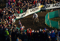 2014-2015 UCI World Cup Cyclo-cross - Milton Keynes