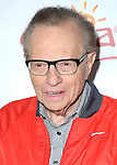 Larry King at Weinstein Company L.A. Premiere of Escape from Planet Earth held at The Chinese 6 Theater in Hollywood, California on February 02,2013                                                                   Copyright 2013 Hollywood Press Agency