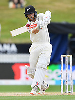 3rd December, Hamilton, New Zealand;  Kane Williamson batting during play day 5 of the 2nd test cricket match between New Zealand and England at Seddon Park, Hamilton, New Zealand.