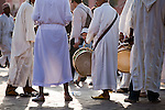 Musiker, Platz Jeema El Fna (Platz der Gehenkten), Marrakesch, Marokko