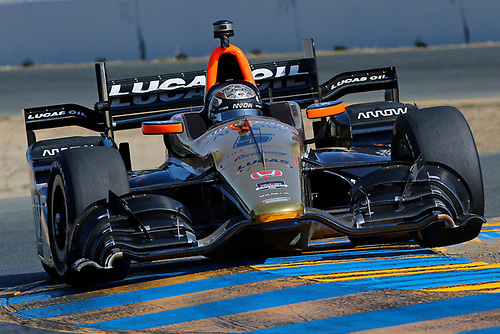 28-30 August, 2015, Sonoma, California USA<br /> Ryan Briscoe<br /> ©2015, Perry Nelson<br /> LAT Photo USA