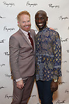Jessie Tyler Ferguson and Phillip James Brannon attends the Opening Night Performance After Party for the Playwrights Horizons world premiere production of 'Log Cabin' on June 25, 2018 at Playwrights Horizons in New York City.