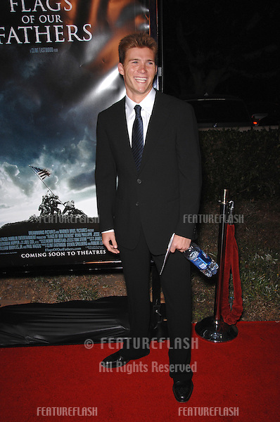 "SCOTT REEVES - son of Clint Eastwood - at the Los Angeles premiere of his new movie ""Flags of our Fathers""..October 9, 2006  Los Angeles, CA.Picture: Paul Smith / Featureflash"