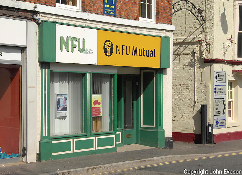 NFU office, Wem, Shropshire.