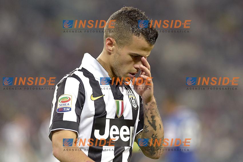 Sebastian Giovinco Juventus,<br /> Torino 24-09-2014, Juventus Stadium, Football Calcio 2014/2015 Serie A, Juventus-Cesena, Foto Filippo Alfero/Insidefoto