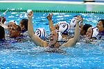 Río 2016 Waterpolo Final USA vs Italia