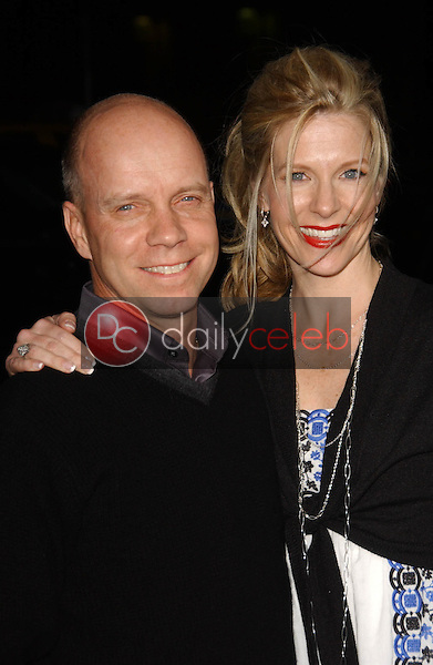 Scott Hamilton and wife Tracie<br />