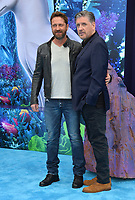 "LOS ANGELES, CA. February 09, 2019: Gerard Butler & Craig Ferguson at the premiere of ""How To Train Your Dragon: The Hidden World"" at the Regency Village Theatre.<br /> Picture: Paul Smith/Featureflash"