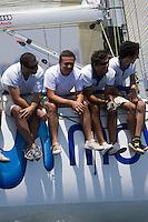 ESP8377 .TELEFONICA .ROGER AXEL .ENRIQUE TEROL .R.C.N. VALENCIA .VROLIJK 37 .XIII TROFEO TABARCA CIUDAD DE ALICANTE - Real Club de Regatas de Alicante - 3-6 July 2008 - Alicante, España / Spain