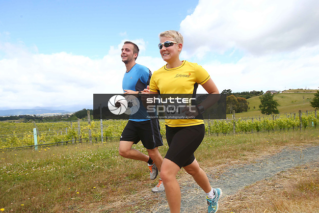 2014 Run Mahana , Nelson New Zealand,Sunday 30th November 2014 ,Evan Barnes / Shuttersport.