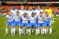 Montreal Impact starting eleven.  D.C. United tied The Montreal Impact 1-1, at RFK Stadium, Wednesday April 18 , 2012.