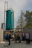 Bezoek Demo-site en pilotinstallatie tijdens mini-symposium Fijnzeven - Innovatie in de afvalwaterketen
