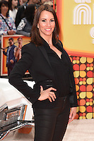 "Andrea McLean<br /> arrives for the premiere of ""The Nice Guys"" at the Odeon Leicester Square, London.<br /> <br /> <br /> ©Ash Knotek  D3120  19/05/2016"