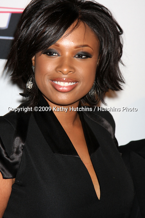 Jennifer Hudson arriving at the Pre-Grammy Party honoring Clive Davis at the Beverly Hilton Hotel in Beverly Hills, CA on .February 7, 2009.©2009 Kathy Hutchins / Hutchins Photo..