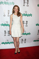 Ashley Bell<br /> at the The Groundlings 40th Anniversary Gala, HYDE Sunset: Kitchen + Cocktails, Los Angeles, CA 06-01-14<br /> David Edwards/DailyCeleb.com 818-249-4998