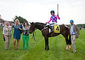 4th Sport of Kings Maiden Hurdle - Dark Gemini
