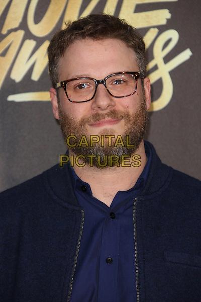 Burbank, CA - April 09 Seth Rogan Attending 25th Annual MTV Movie Awards at Warner Brothers Studios On April 09, 2016. <br /> CAP/ADM/FS<br /> &copy;FS/ADM/Capital Pictures