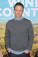 "Seth Meyers at the World Premiere of ""WINE COUNTRY"" at the Paris Theater in New York, New York , USA, 08 May 2019"