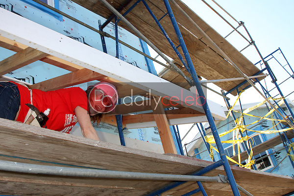 Alicia Witt<br /> at the Habitat for Humanity build by Showtime's &quot;House of Lies&quot; and Shameless, Magnolia Blvd, Lynwood, CA 10-25-14<br /> David Edwards/DailyCeleb.com 818-915-4440