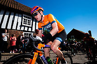 Picture by Alex Whitehead/SWpix.com - 13/05/2018 - British Cycling - HSBC UK Spring Cup Series - Lincoln Grand Prix - Holdsworth Bikes.