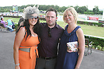 Barbara Tiernan, Keith McDonagh and Kathleen Crowe at the Bellewstown Races...Photo NEWSFILE/Jenny Matthews.(Photo credit should read Jenny Matthews/NEWSFILE)....This Picture has been sent you under the condtions enclosed by:.Newsfile Ltd..The Studio,.Millmount Abbey,.Drogheda,.Co Meath..Ireland..Tel: +353(0)41-9871240.Fax: +353(0)41-9871260.GSM: +353(0)86-2500958.email: pictures@newsfile.ie.www.newsfile.ie.FTP: 193.120.102.198.