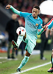 FC Barcelona's Neymar Santos Jr during Spanish Kings Cup match. January 05,2017. (ALTERPHOTOS/Acero)