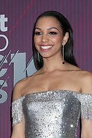 LOS ANGELES - MAR 14:  Corinne Foxx, Corinne Marie Bishop at the iHeart Radio Music Awards - Press Room at the Microsoft Theater on March 14, 2019 in Los Angeles, CA