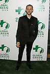 HOLLYWOOD, CA. - February 19: Actor Dominic Monaghan arrives at Global Green USA's 6th Annual Pre-Oscar Party held at Avalon Hollwood on Februray 19, 2009 in Hollywood, California.