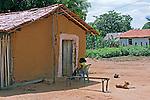Comunidade quilombola Mimbo em Amarante. Piaui. 2014. Foto de Candido Neto.