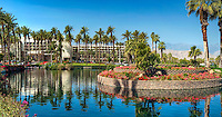 JW Marriott, Desert Springs, Resort, Hotel, Coachella Valley; Desert;  Golf Resort; Green;  J.W.  Marriott; Palm; Palm Desert; Palm Trees; Spa;