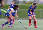 Whangerei Girls v St Kentigern's College. Federation Cup & Marie Fry Trophy,  North Harbour Hockey Stadium, Albany, Auckland, New Zealand.Tuesday 30 August 2016. Photo: Simon Watts / www.bwmedia.co.nz