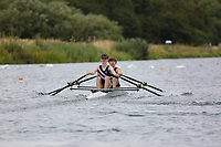 Race: 130  J16.2x  Final<br /> <br /> Peterborough Summer Regatta 2018 - Saturday<br /> <br /> To purchase this photo, or to see pricing information for Prints and Downloads, click the blue 'Add to Cart' button at the top-right of the page.