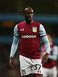 Albert Adomah of Aston Villa during the Championship match at Villa Park Stadium, Birmingham. Picture date 23rd December 2017. Picture credit should read: Simon Bellis/Sportimage