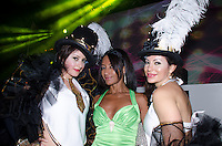 VIP dancers at 2013 Hearts & Stars Gala at Tierra Veritatis, Miami Beach, FL, March 9, 2013