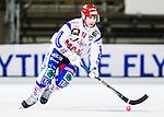 Stockholm 2015-01-16 Bandy Elitserien Hammarby IF - IFK Kung&auml;lv :  <br /> Kung&auml;lvs Robin Mohlen i aktion under matchen mellan Hammarby IF och IFK Kung&auml;lv <br /> (Foto: Kenta J&ouml;nsson) Nyckelord:  Elitserien Bandy Zinkensdamms IP Zinkensdamm Zinken Hammarby Bajen HIF IFK Kung&auml;lv portr&auml;tt portrait