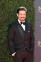 PASADENA - APR 30: Ryan Paevey at the 44th Daytime Emmy Awards at the Pasadena Civic Center on April 30, 2017 in Pasadena, California
