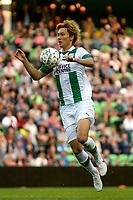 GRONINGEN - Voetbal, FC Groningen - FC Twente, Eredivisie, seizoen 2019-2020, 10-08-2019, FC Groningen speler Ko Ikatura