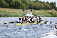 Race: 97  Open Masters A Eights - Final<br /> <br /> The Metropolitan Regatta 2019<br /> Sunday<br /> <br /> To purchase this photo, or to see pricing information for Prints and Downloads, click the blue 'Add to Cart' button at the top-right of the page.