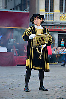 Francis Huster, invité d'honneur du spectacle historique de l'Ommegan - Belgique