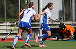 Whangarei Girls v St Kentigern's College. Federation Cup & Marie Fry Trophy,  North Harbour Hockey Stadium, Albany, Auckland, New Zealand.Tuesday 30 August 2016. Photo: Simon Watts / www.bwmedia.co.nz
