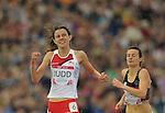 31/07/2014 - Athletics- Commonwealth Games Glasgow 2014 - Hampden Park - Glasgow - UK