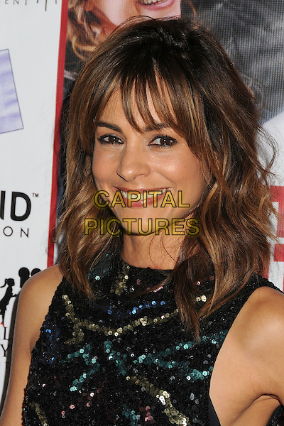 27 October 2014 - Hollywood, California - Stephanie Szostak. &quot;Hit By Lightning&quot; Los Angeles Premiere held at Arclight Cinemas.<br /> CAP/ADM/BP<br /> &copy;BP/ADM/Capital Pictures