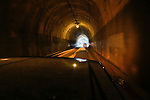 Tunnel at Griffith Park