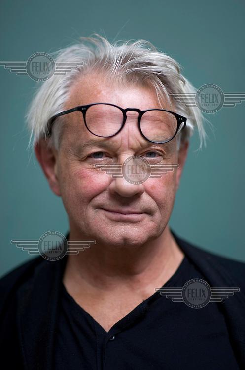 Swedish photographer Anders Petersen.