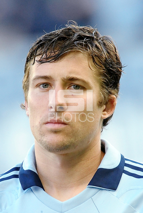 Matt Besler Sporting KC defender... Sporting KC defeated FC Dallas 2-1 at LIVESTRONG Sporting Park, Kansas City, Kansas.